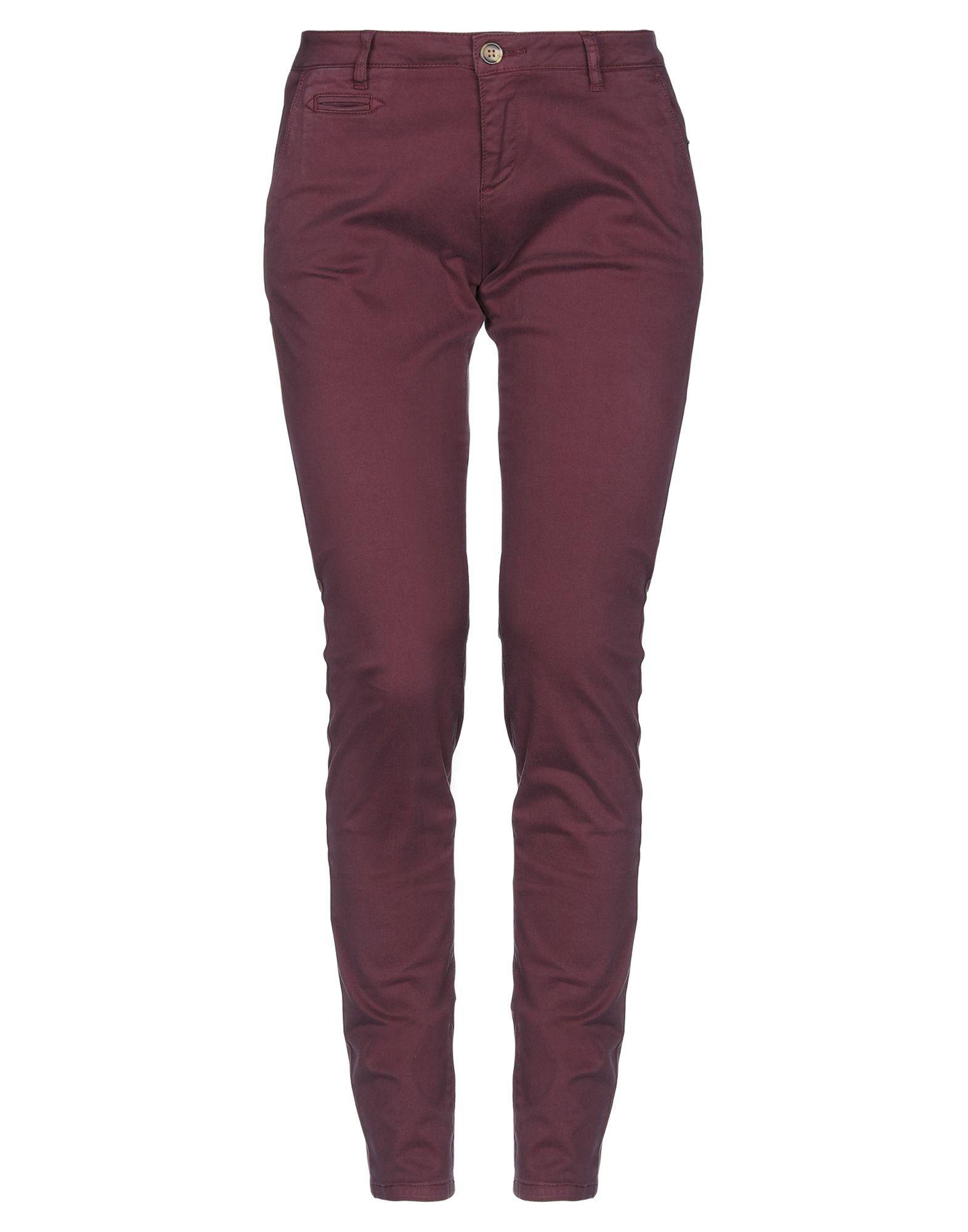 LAB DIP Повседневные брюки embroidered button up dip hem blouse