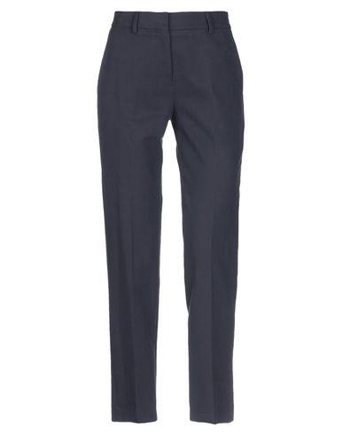 Фото - Повседневные брюки от INCOTEX темно-синего цвета