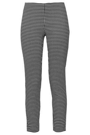 DKNY Jacquard skinny pants