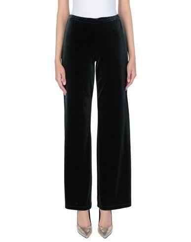 Фото - Повседневные брюки от RSVP темно-зеленого цвета