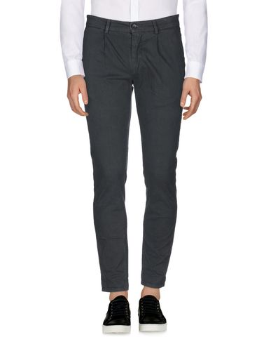 Фото 2 - Повседневные брюки от NO LAB цвет стальной серый