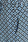MARNI Cropped printed silk crepe de chine tapered pants
