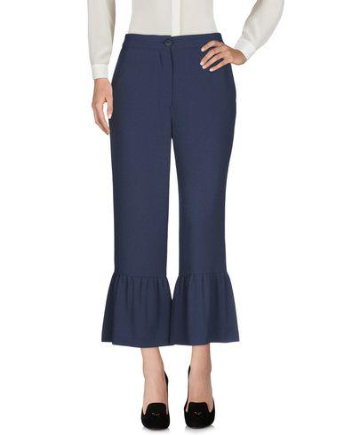 Фото 2 - Повседневные брюки от SE-TA Rosy Iacovone грифельно-синего цвета
