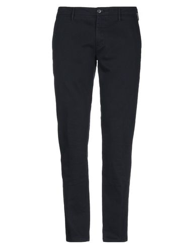 Фото - Повседневные брюки от MMX темно-синего цвета