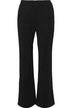 MARNI Wool-blend twill bootcut pants