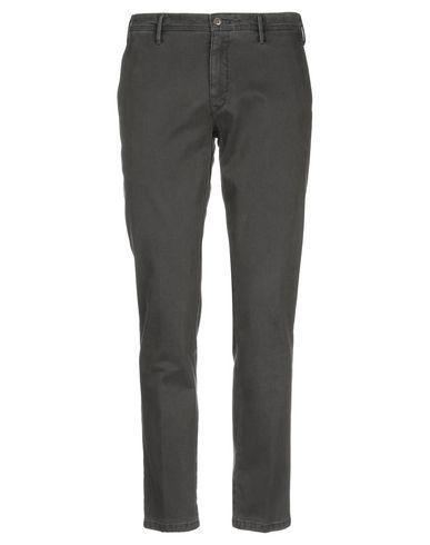 Фото - Повседневные брюки от MMX темно-зеленого цвета