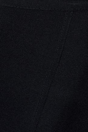 HERVÉ LÉGER Bandage kick-flare pants
