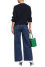 SIMON MILLER High-rise wide-leg jeans