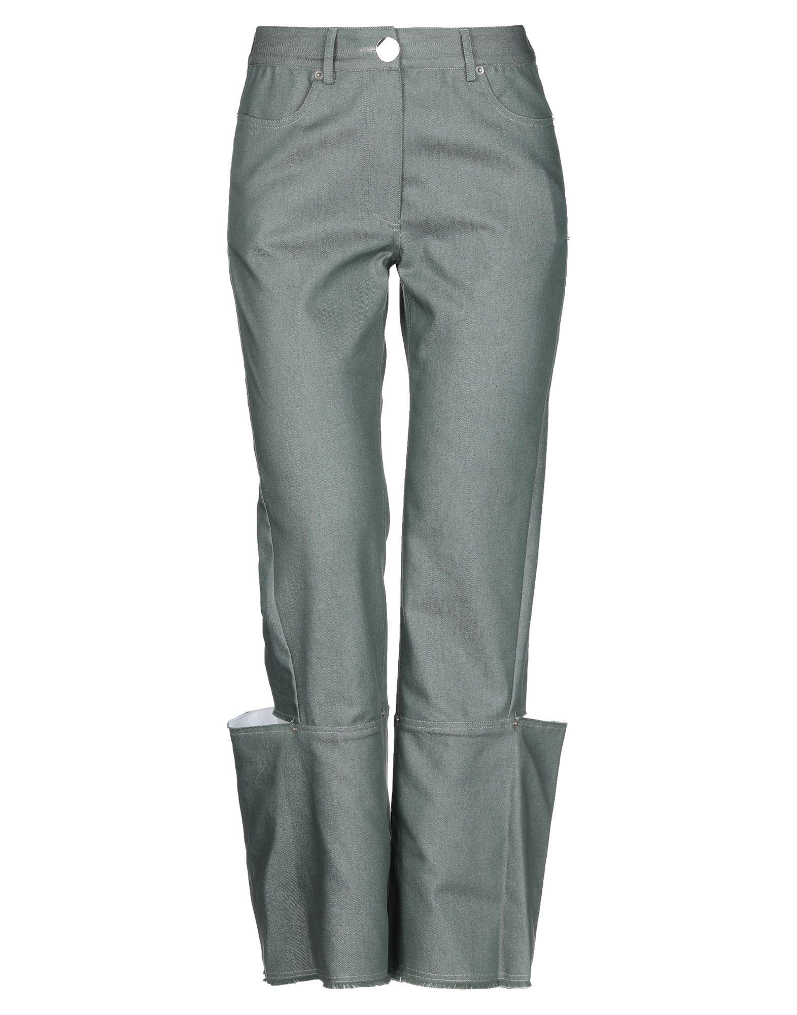 купить EUDON CHOI Джинсовые брюки по цене 11750 рублей