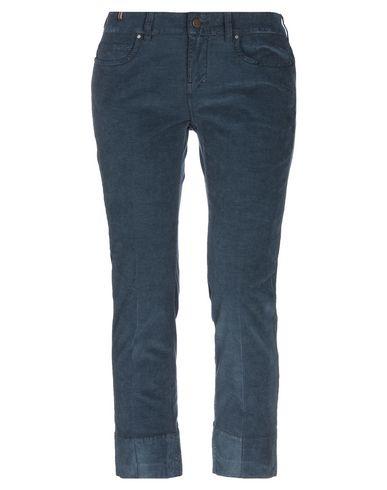 Фото - Повседневные брюки от ATELIER NOTIFY темно-синего цвета