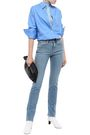 SIMON MILLER Lowry mid-rise slim-leg jeans