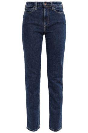 SIMON MILLER Yadkin mid-rise slim-leg jeans