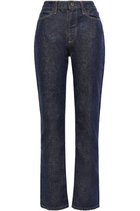 SIMON MILLER Quinby high-rise bootcut jeans