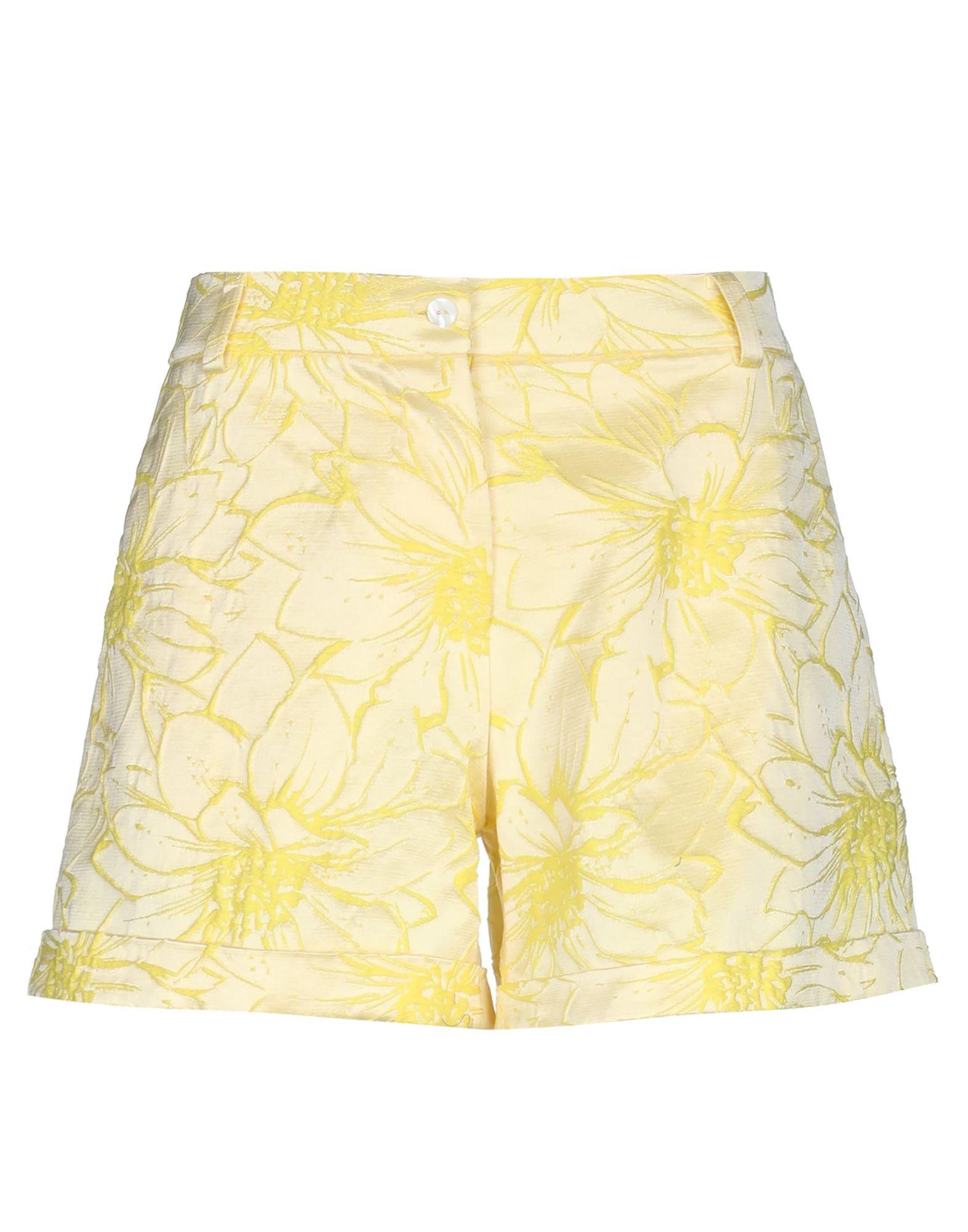 BLUGIRL BLUMARINE Повседневные шорты blugirl blumarine beachwear пляжные брюки и шорты
