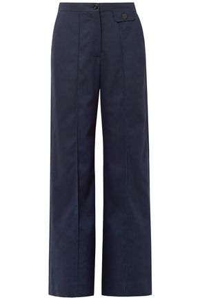 SEE BY CHLOÉ Twill wide-leg pants