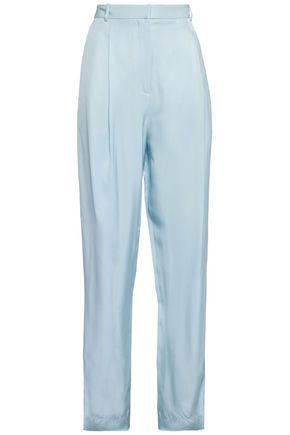 TIBI Twill tapered pants
