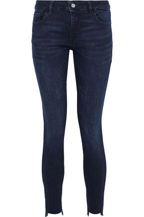 DL1961 Emma low-rise skinny jeans
