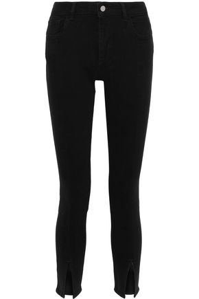 DL1961 Banks cropped mid-rise skinny jeans