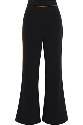 PETER PILOTTO Stretch-crepe flared pants