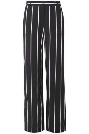 EQUIPMENT Arwen striped twill wide-leg pants