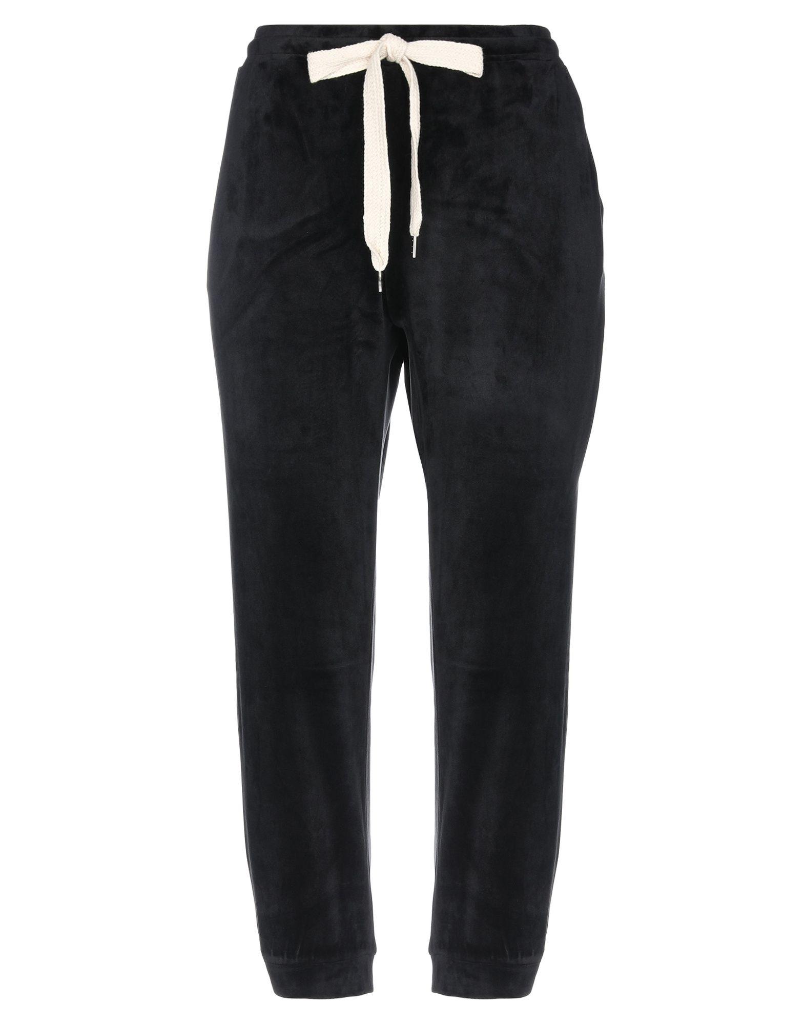 Lab Anna Rachele Casual Pants In Black