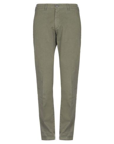 Фото - Повседневные брюки от 40WEFT цвет зеленый-милитари