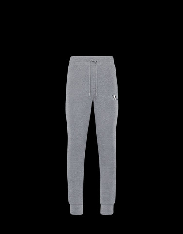 CASUAL TROUSER Grey Category Casual trousers Man