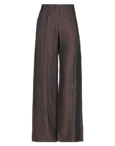 Фото - Повседневные брюки от GUNEX темно-коричневого цвета