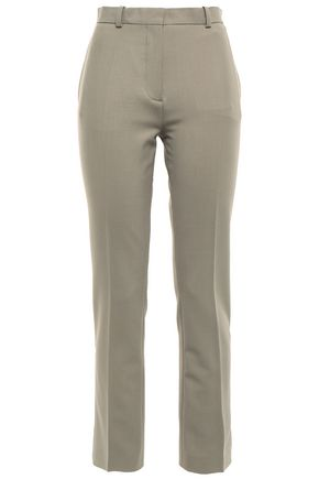 JOSEPH Zoom stretch-twill slim-leg pants