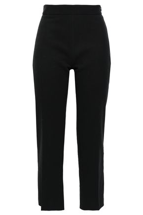 IRO Moore cropped cotton slim-leg pants
