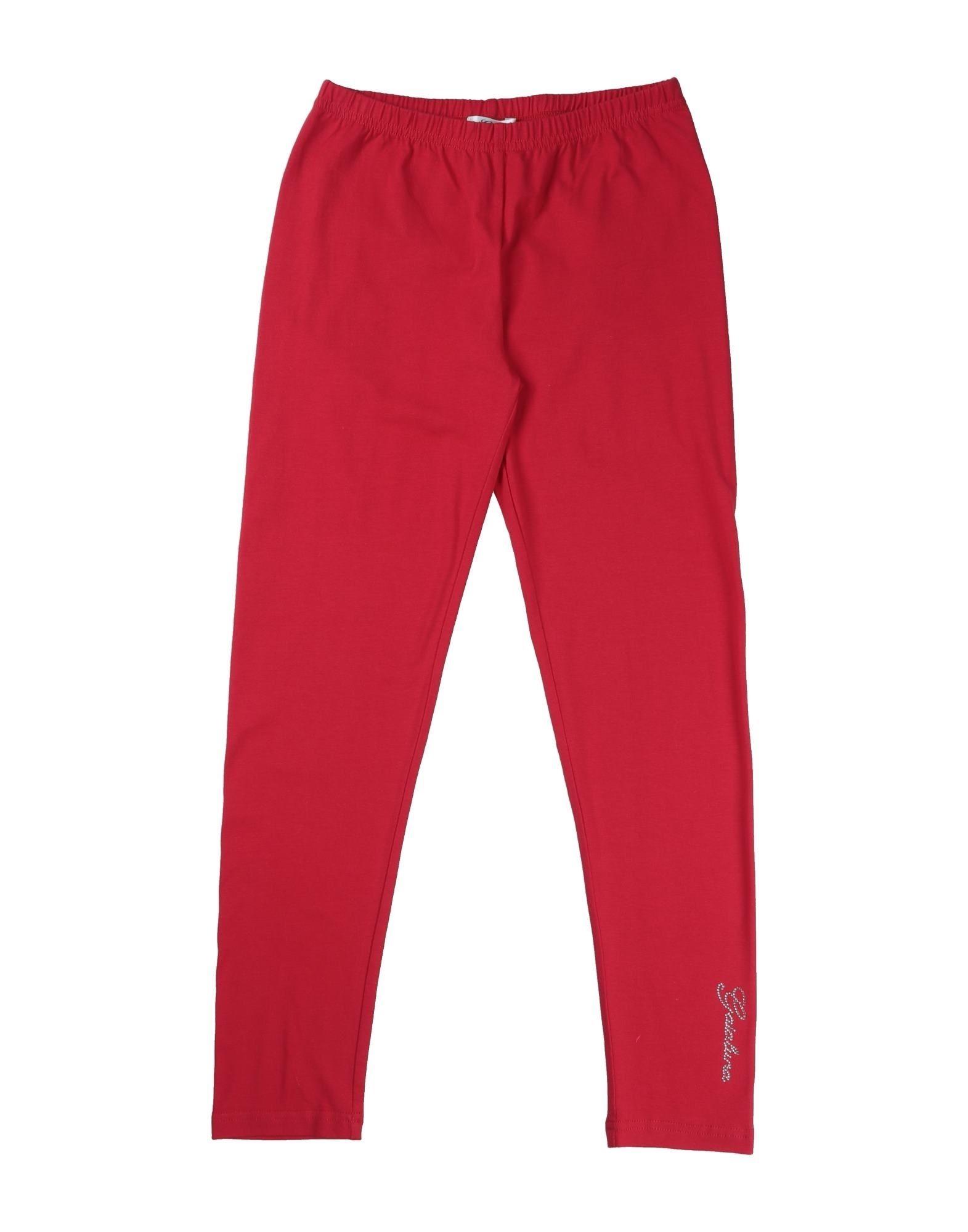 Gaialuna Kids' Leggings In Red