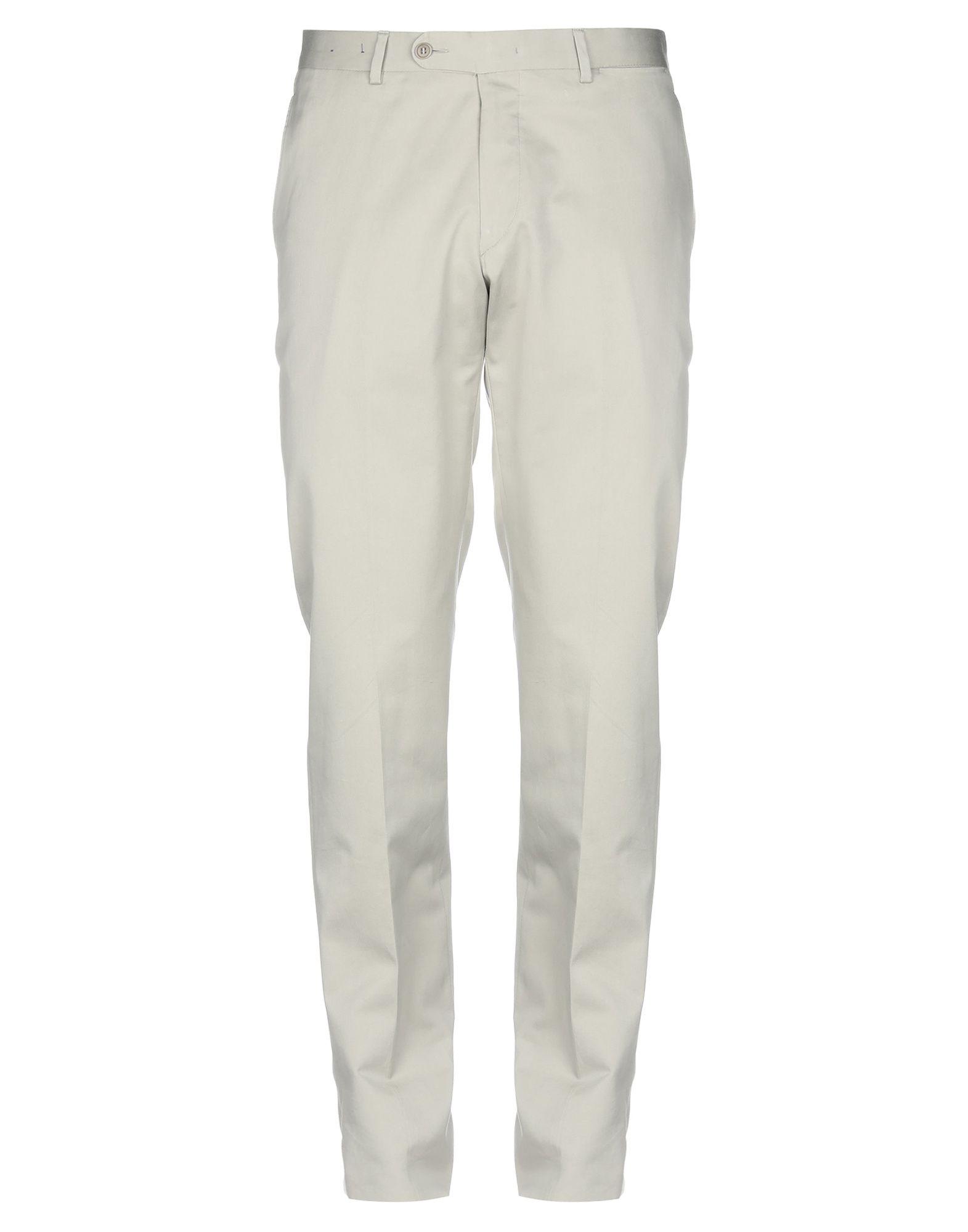 《送料無料》SARTORIA CASTANGIA メンズ パンツ ライトグレー 44 マココットン 100%