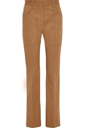 PHILOSOPHY di LORENZO SERAFINI Cotton-blend straight-leg pants