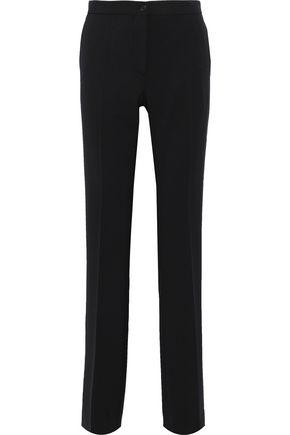 ALBERTA FERRETTI Twill straight-leg pants