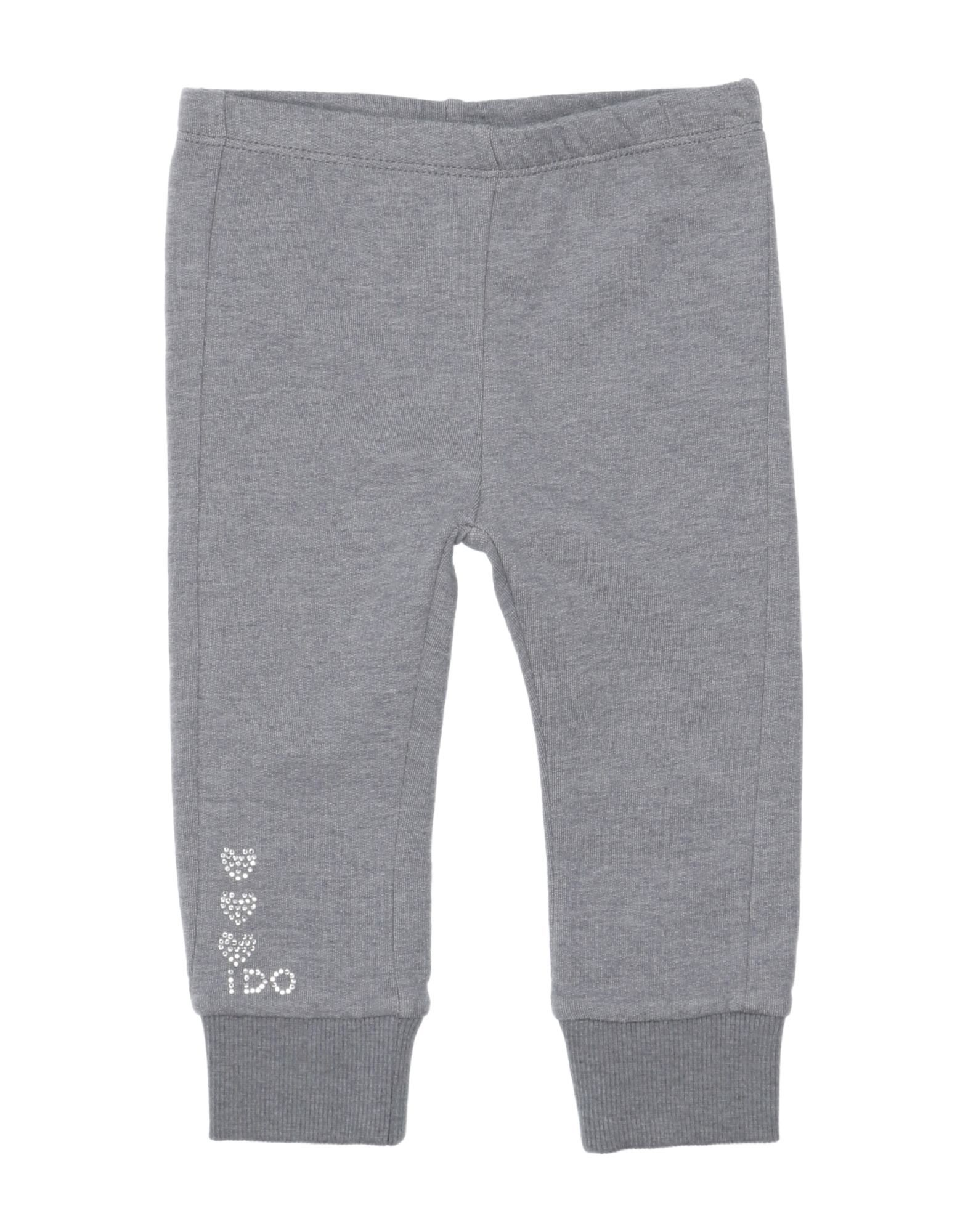 Ido By Miniconf Kids' Casual Pants In Gray