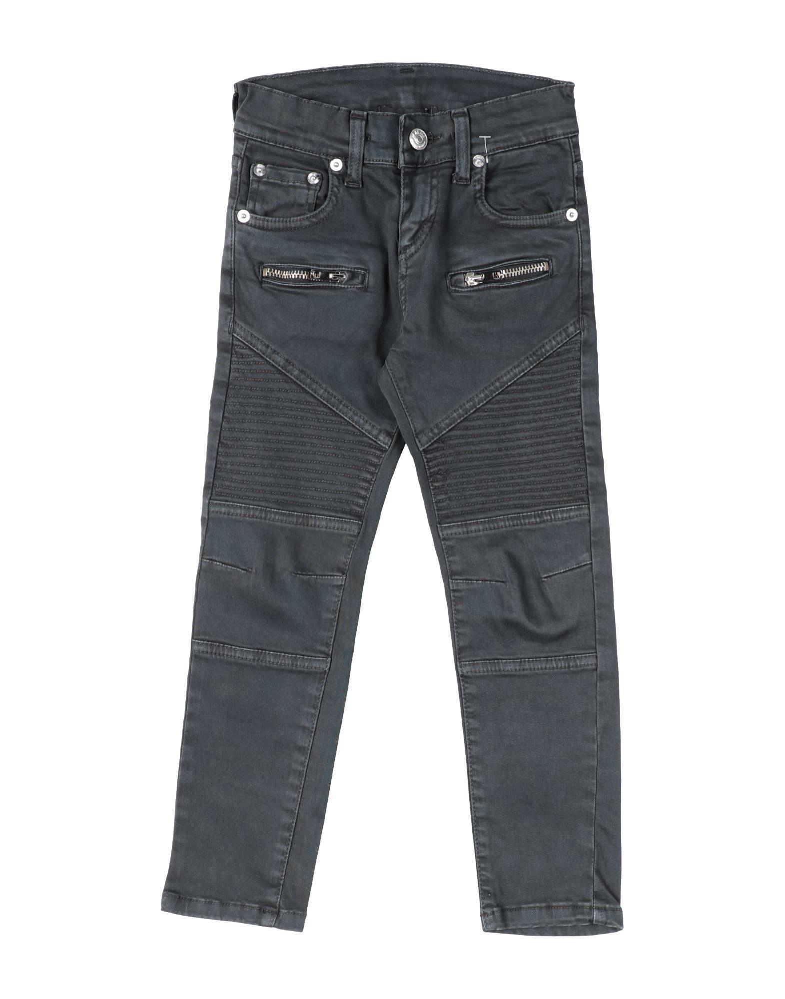10 Milano Kids' Casual Pants In Gray