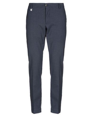 Фото - Повседневные брюки от DESICA DESIDERIO CAMPANO синего цвета