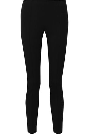 IRIS & INK Turid stretch-twill skinny pants