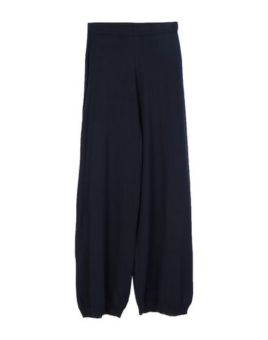 Фото - Повседневные брюки от L.V..N. темно-синего цвета