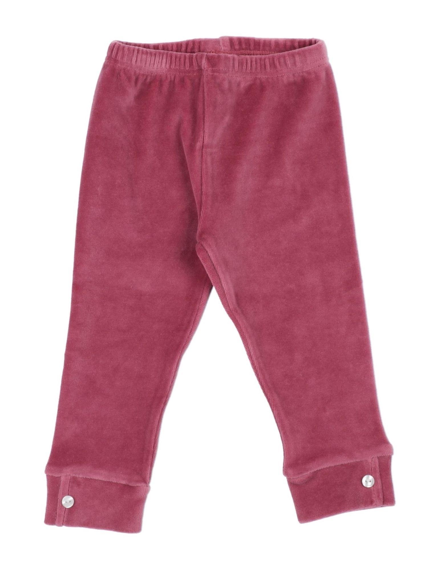 Coccodé Kids' Casual Pants In Burgundy