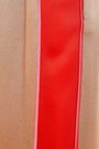 PETER PILOTTO Striped satin-crepe wide-leg pants