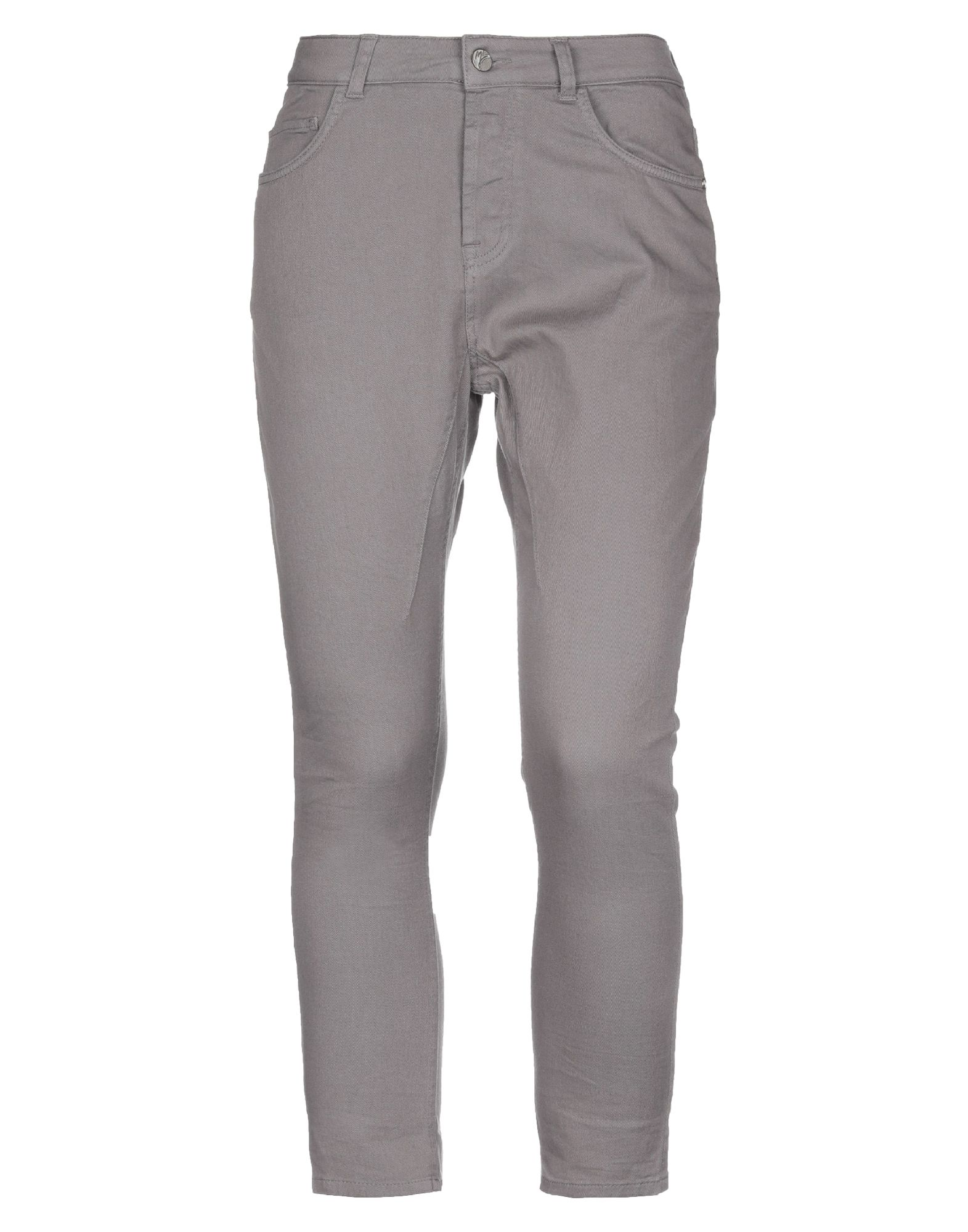 MANILA GRACE DENIM Повседневные брюки цены онлайн