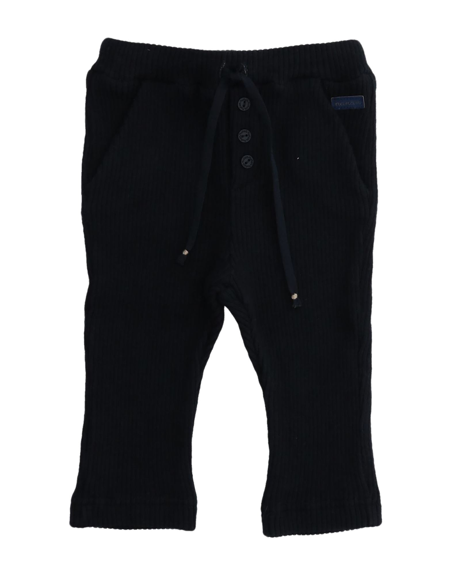 Nanán Kids' Casual Pants In Black