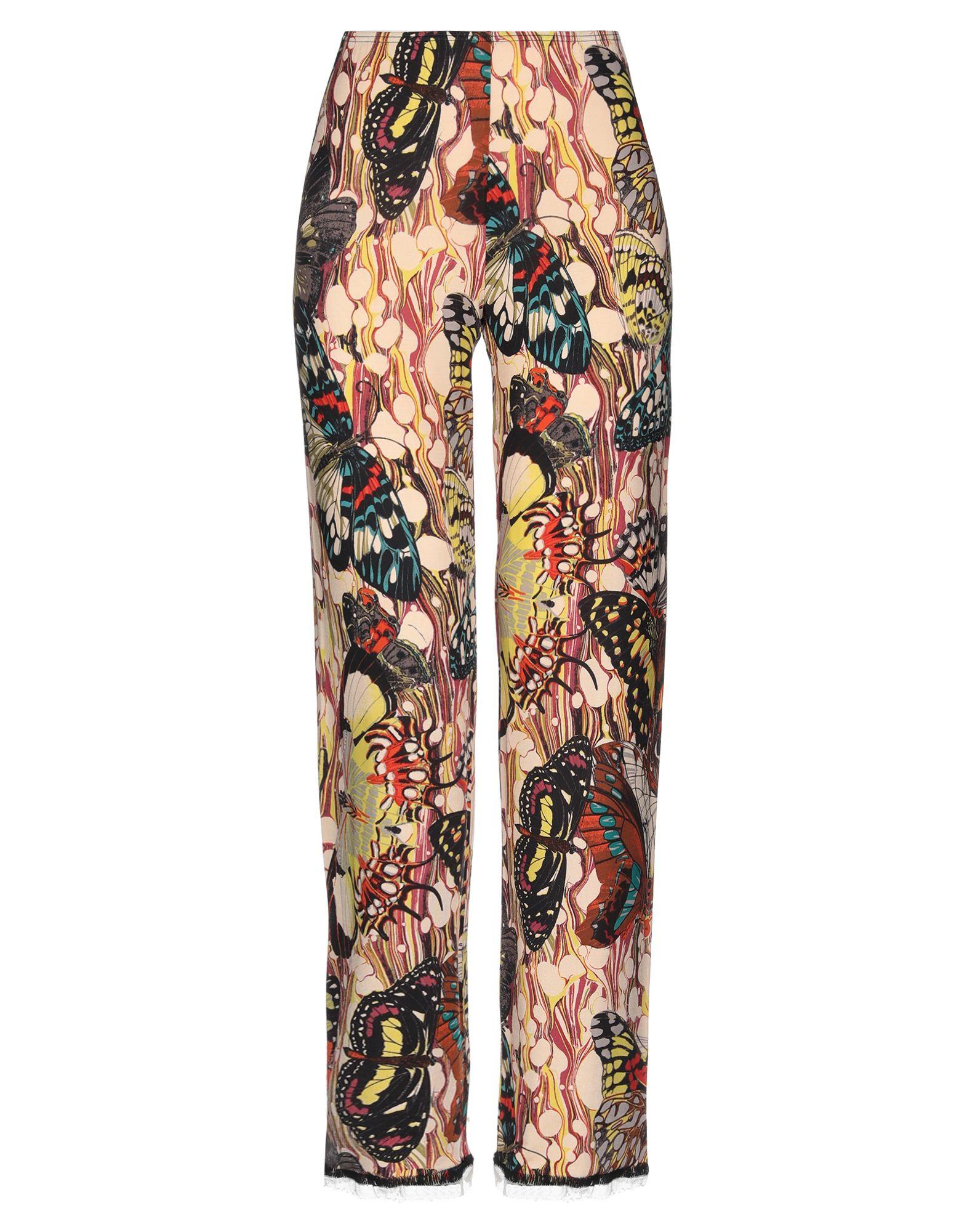 JEAN PAUL GAULTIER MAILLE FEMME Повседневные брюки подгузники huggies ultra comfort для девочек 5 12 22 кг 105 шт