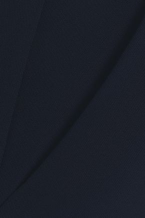 ROKSANDA Cropped crepe wide-leg pants