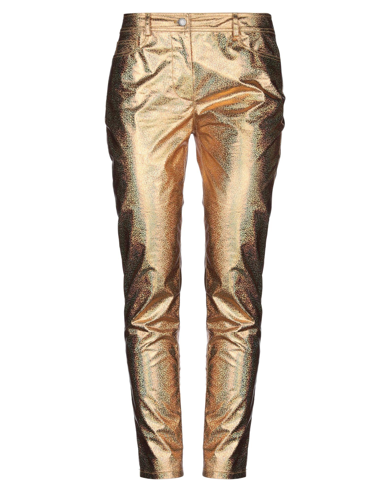 JEREMY SCOTT Повседневные брюки брюки laura scott