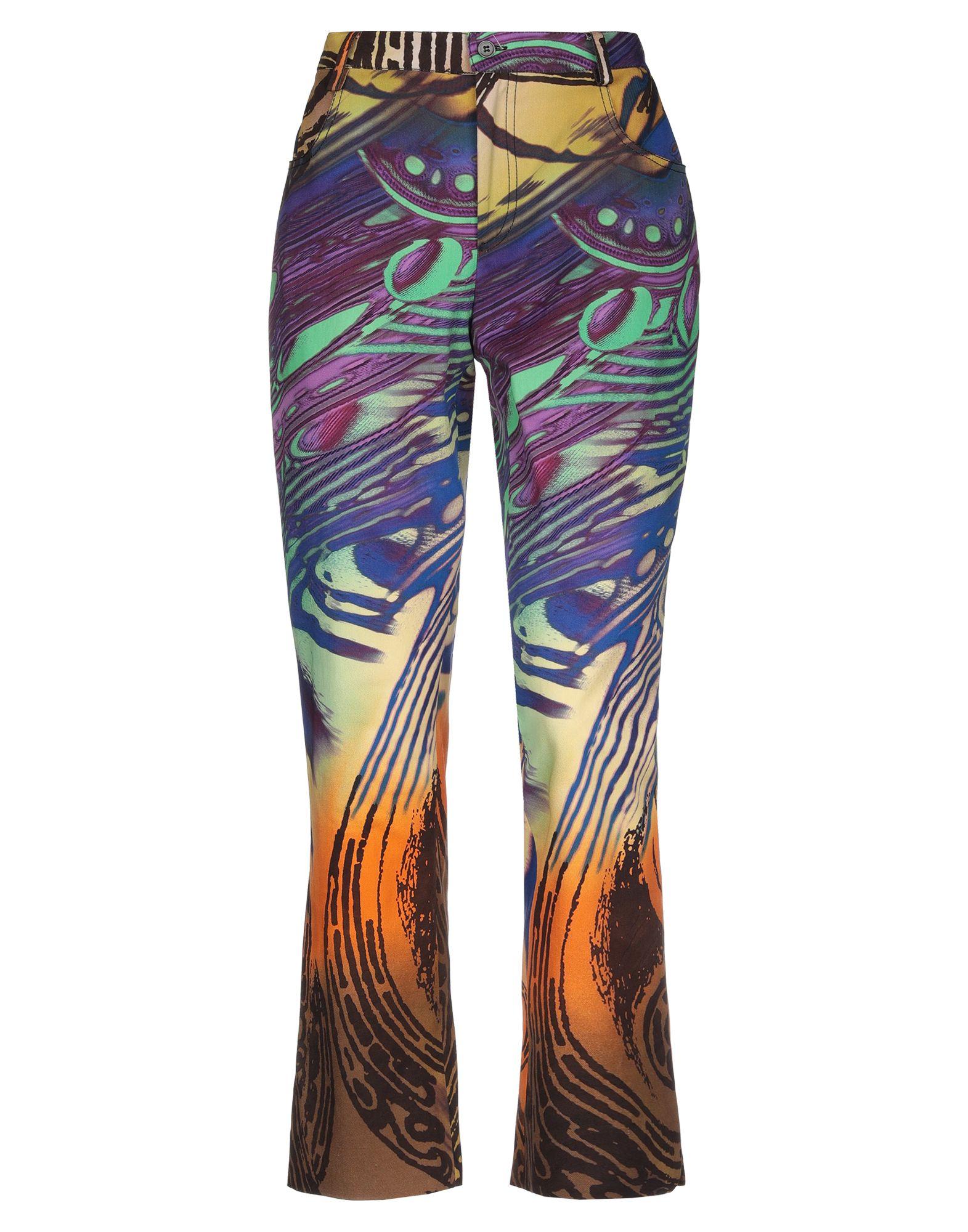 GAI MATTIOLO COUTURE Повседневные брюки gai mattiolo jeans джинсовые брюки