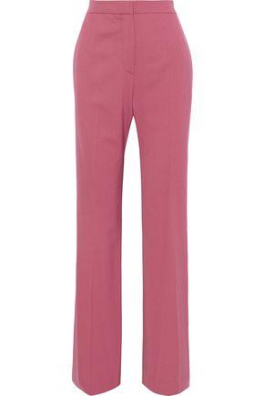 G. LABEL Katherine stretch-twill straight-leg pants