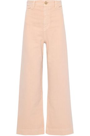G. LABEL Mel high-rise wide-leg jeans