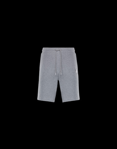 BERMUDA Grey Category Bermuda shorts Man